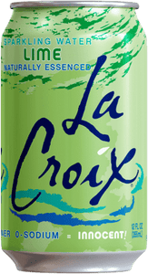 LaCroix Sparkling Water Lime 12oz. Can - Greenwich Village Farm