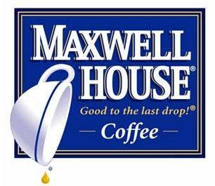 Maxwell House Ground Coffee Can - Greenwich Village Farm