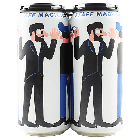 Mikkeller Staff Magician 16oz. Can
