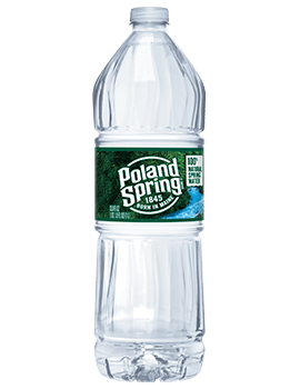 Poland Spring Water 1 Liter - Greenwich Village Farm