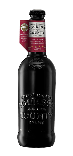 Goose Island Bourbon County Stout Reserve Rye 16.9oz. - Greenwich Village Farm
