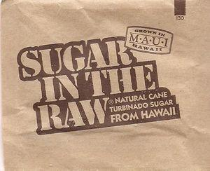 Sugar in The Raw - Greenwich Village Farm