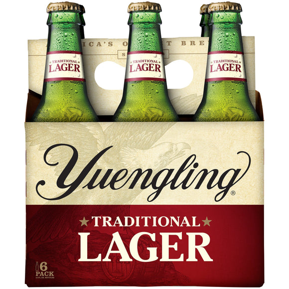 Yuengling Lager 12oz. Bottle - Greenwich Village Farm