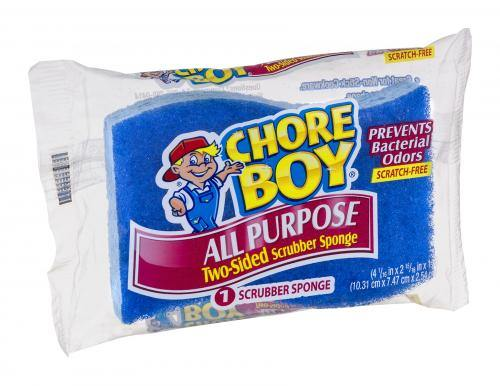 Chore Boy Scrubber Sponge  1 Pack - Greenwich Village Farm