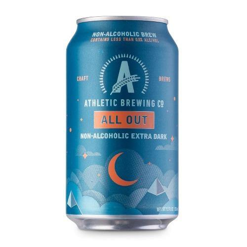 Athletic All Out Non-Alcoholic 12oz. Can - Greenwich Village Farm