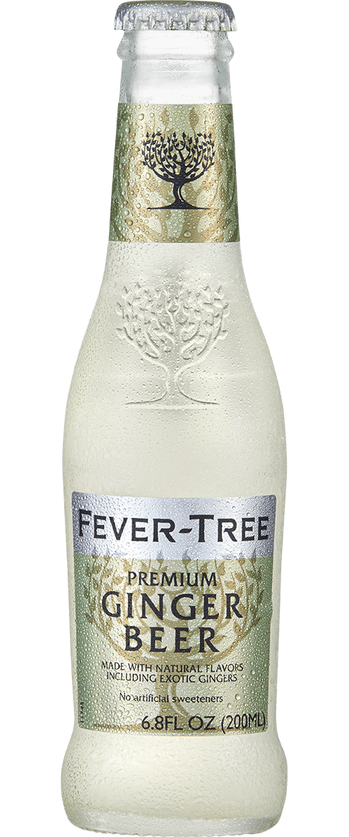 Fever Tree Ginger Beer 6.7oz. - Greenwich Village Farm