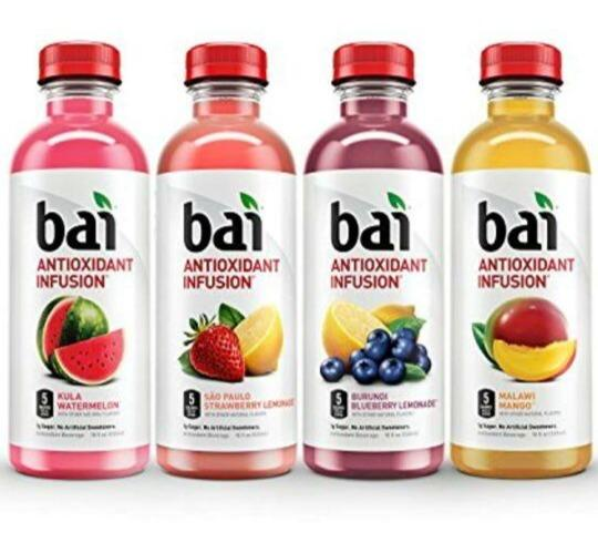 Bai Antioxidant Infusion Drink 18oz. - Greenwich Village Farm