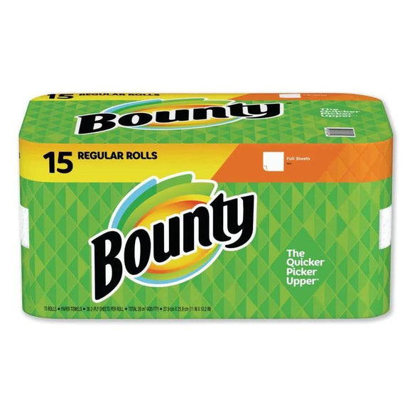 Bounty Paper Towel  2 Ply 36 Sheets 15 Pack - Greenwich Village Farm