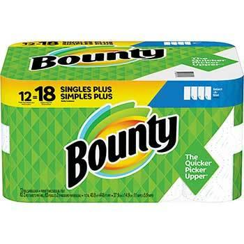 Bounty Paper Towels Select-A-Size 83- 2-Ply Sheets 12 Pack - Greenwich Village Farm