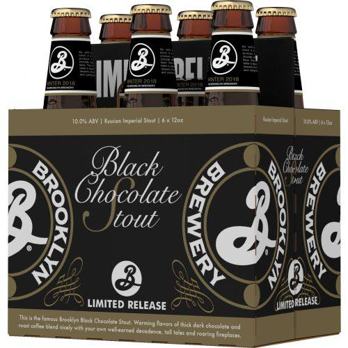 Brooklyn Black Chocolate Stout 12oz. Bottle