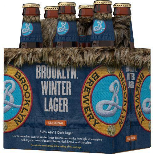 Brooklyn Winter Lager 12oz. Bottle