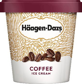 Haagen Dazs Ice Cream Coffee 14oz. - Greenwich Village Farm