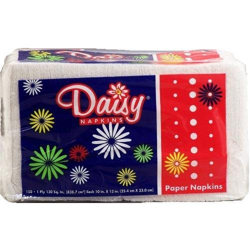 Daisy Paper Napkin 150 ct. - Greenwich Village Farm