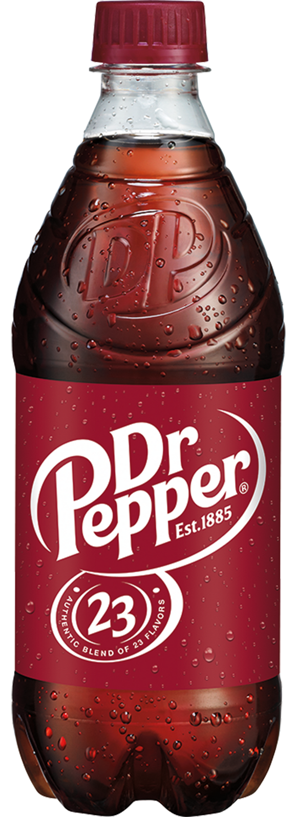 Dr. Pepper 20oz. Bottle - Greenwich Village Farm