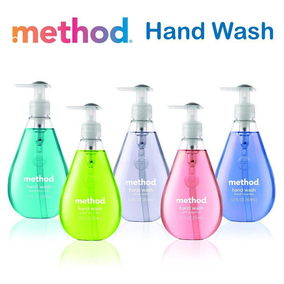 Method Hand Soap 12 oz. - Greenwich Village Farm
