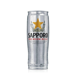 Sapporo Premium Beer 22oz Can - Greenwich Village Farm