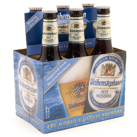 Weihenstephaner Hefeweissbier 12oz Bottle - Greenwich Village Farm