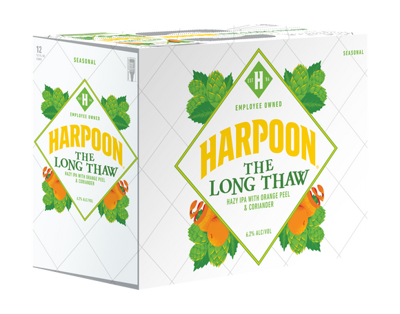 Harpoon The Long Thaw 12oz. Can - Greenwich Village Farm