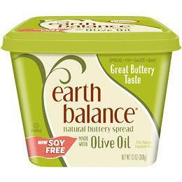 Earth Balance Buttery Spread Olive Oil 15oz. - Greenwich Village Farm