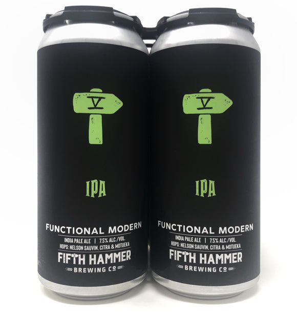 Fifth Hammer Functional Modern 16oz. Can - Greenwich Village Farm