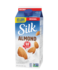 Silk Almond Milk Original - 64oz. - Greenwich Village Farm