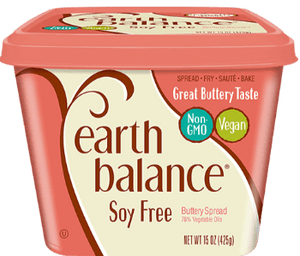 Earth Balance Buttery Spread Soy Free 15oz. - Greenwich Village Farm