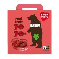 Bear Real Fruit Yoyos 3.5oz. - Greenwich Village Farm