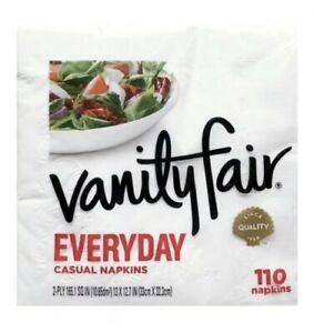 Vanity Fair Casual Napkin 100ct.