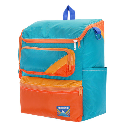 Teal Reggie Backpack
