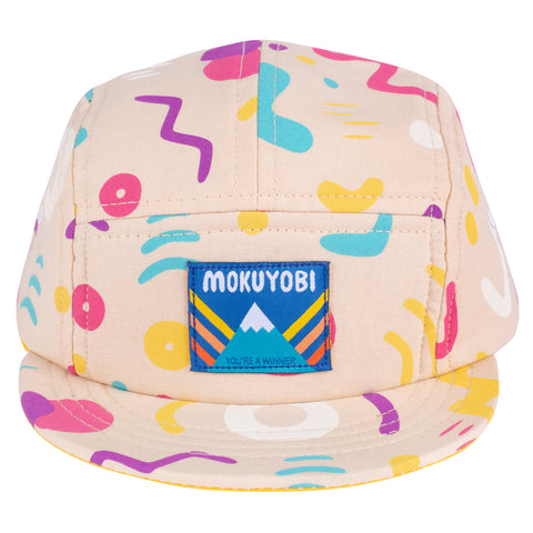 Boogie Bop 5 Panel Hat