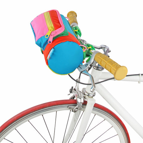 Bubble Gummy Bike Barrel Bag