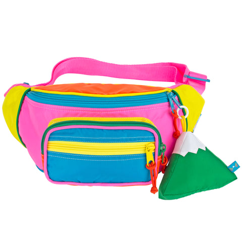 Bubble Gummy Fanny Pack Sling