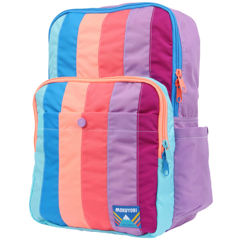 Cloud Burst Stripe Monterey Backpack