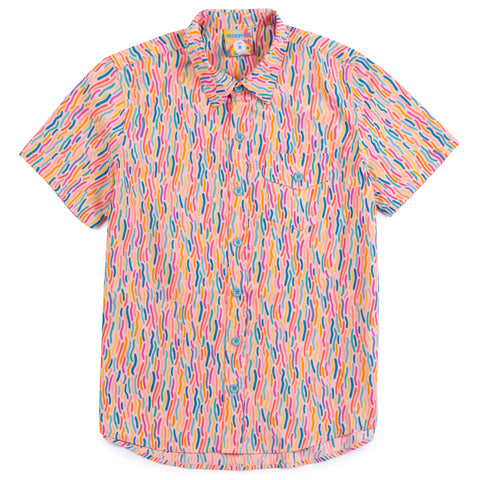 Confetti Blast Button Up Shirt