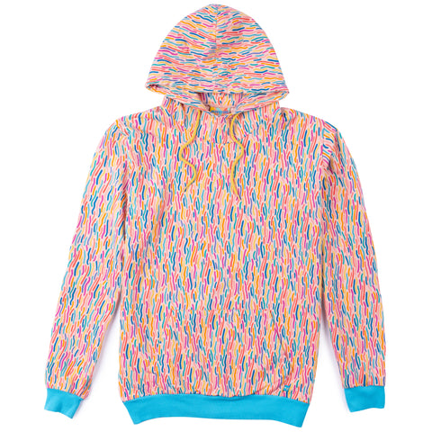 Confetti Blast Hooded Sweatshirt