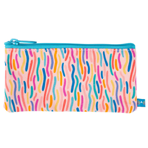 Confetti Blast Pencil Zip Pouch