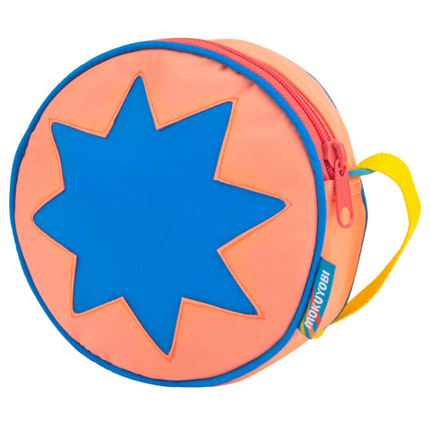 Cool Shade Starburst Circle Purse
