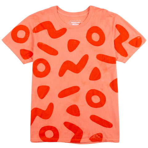 Coral Shapes Tee