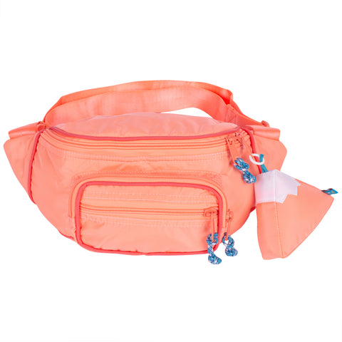 Coral Fanny Pack Sling
