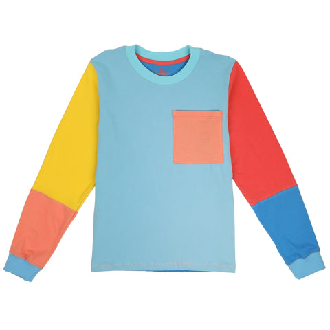Dolphin Ride Long Sleeve Tee