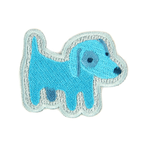 Pup Embroidered Sticker