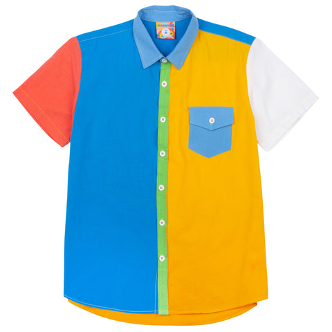 Field Day Button Up Shirt