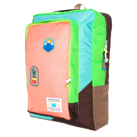 Coral Flyer Backpack