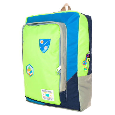 Blue Flyer Backpack