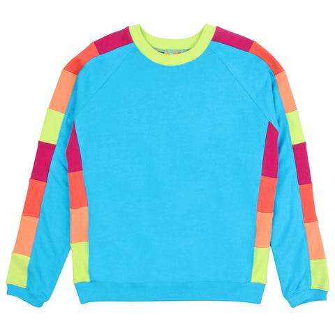 Fruit Jelly Runner Crew Sweatshirt