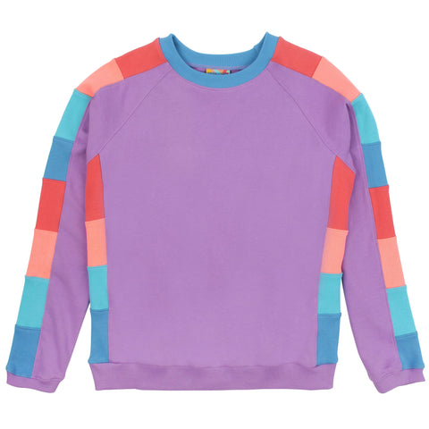 Gemmy Runner Crew Sweatshirt