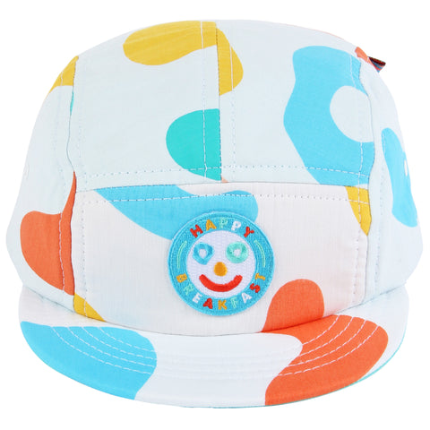 Happy Breakfast 5 Panel Hat