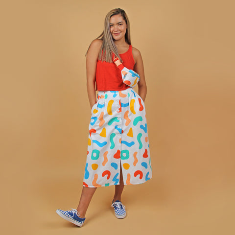 Happy Breakfast Sullivan Skirt