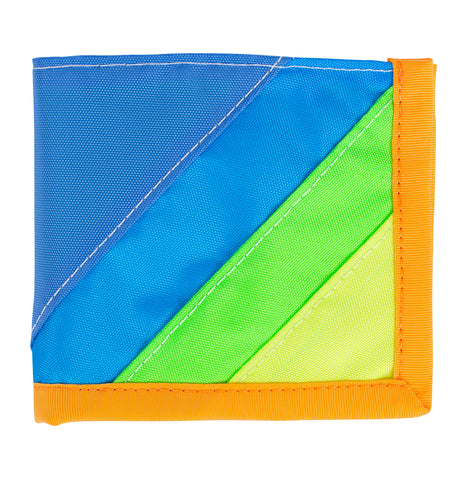 Highlighter Bi-Fold Wallet