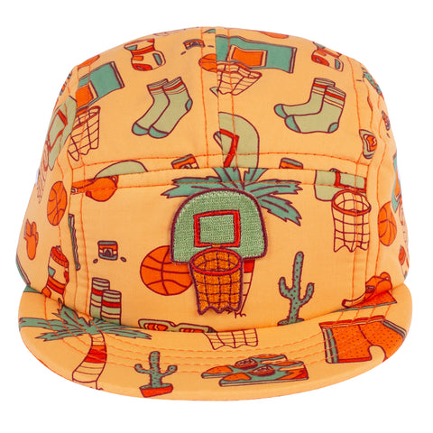 Slam Dunk Paradise 5 Panel Hat